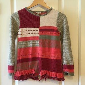 Naartjie Kids Knit Sweater Girls Top 9 Years